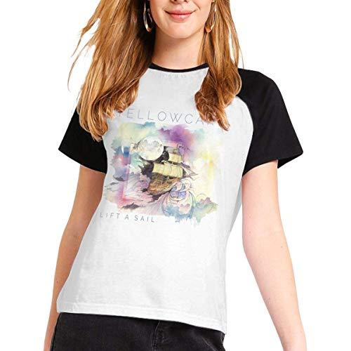 Toadies Gril's Short Sleeve Raglan Baseball T-Shirts Cotton Casual Print...