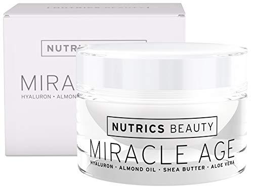 Nutrics Beauty   Anti Age Tages und Nachtcreme   Hyaluronsäure + Aloe Vera +...