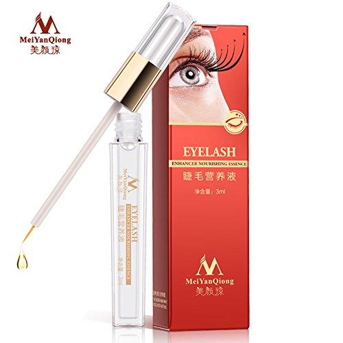 Wimpernwachstum Serum Lash Booster - Augenbrauen verbesserndes Serum für...