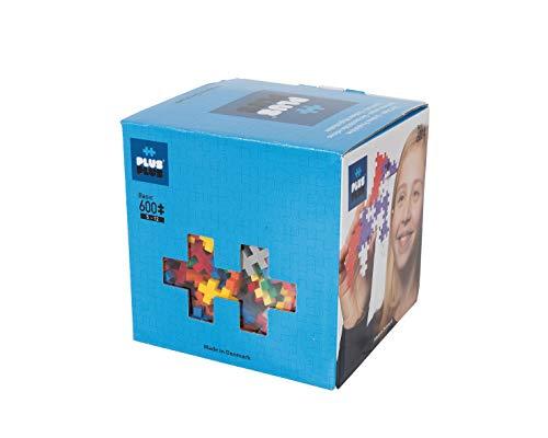 Plus-Plus 52129 Mini 600 Bausteine, Basic
