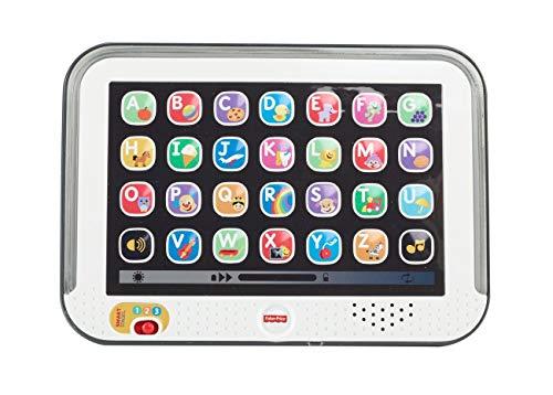 Mattel Fisher-Price CDG57 - Lernspaß Tablet, grau