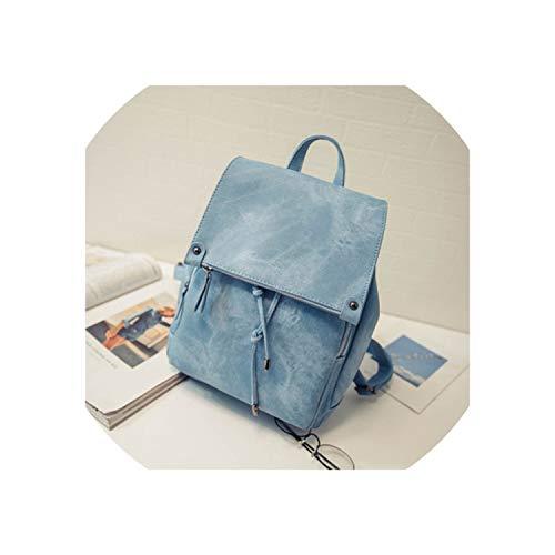 Himora basic-multipurpose-backpacks Damen Sommerrucksäcke Canvas College Bag...