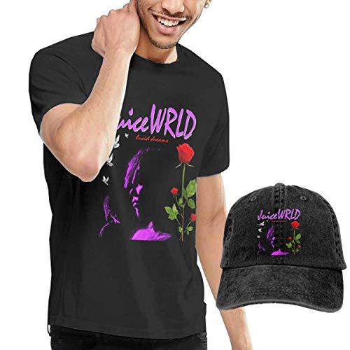 Juice WRLD Men's Short Sleeves T-Shirt Gift
