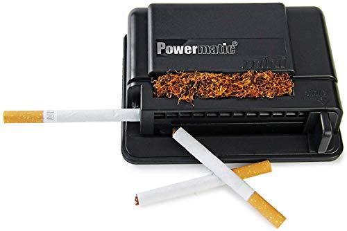 MM Powermatic Mini Black - Handstopfmaschine Zigarettenstopf-Maschine,...