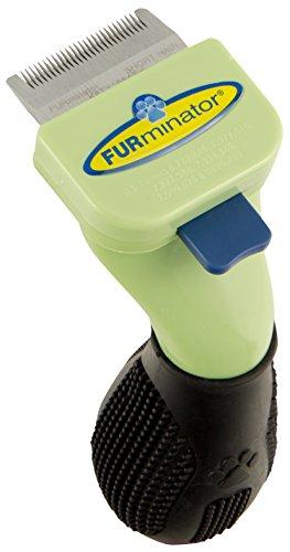 FURminator Fellpflege deShedding-Pflegewerkzeug (für kurzhaarige sehr kleine...