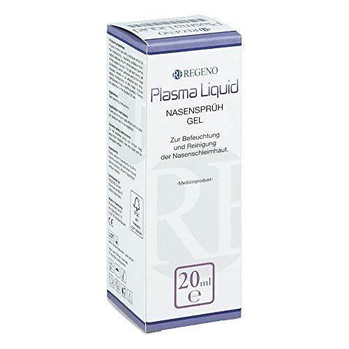 IMP GmbH International Medical P Plasma Liquid Nasensprüh-Gel, 20 ml