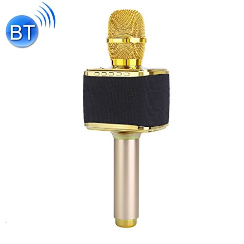 Timemall Mikrofon H11 Doppel Lautsprecher Hohe Klangqualität Hand KTV...