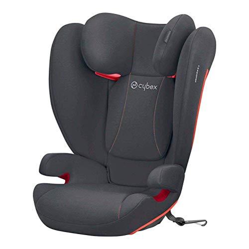 CYBEX Silver Kinder-Autositz Solution B-Fix, Für Autos mit und ohne ISOFIX,...