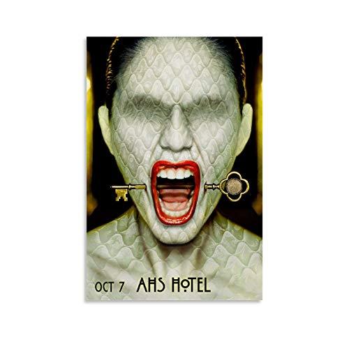 BVNGF American Horror Story Hotel (AHS) TV Series Show Horror Poster Poster...