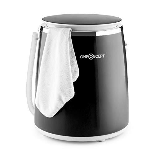 oneConcept Ecowash-Pico Edition 2019 Mini Waschmaschine Camping-Waschmaschine...