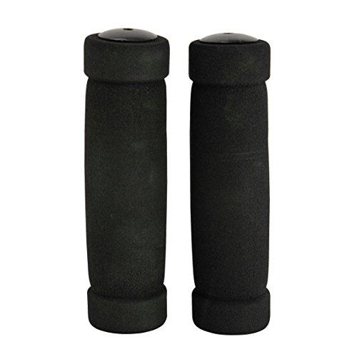 FISCHER Soft Fahrradlenkergriffe, schwarz, One Size