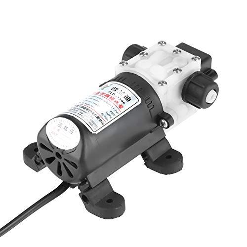 Selbstansaugende Pumpe, Ölpumpe mit Autopumpe, 12 V 45 W elektrische Ölpumpe...