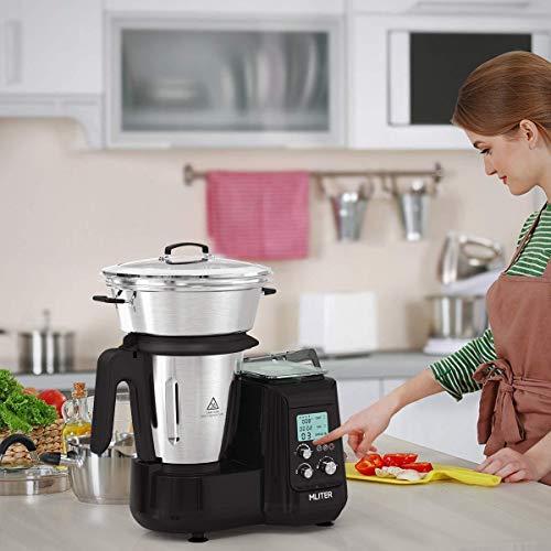 Multifunktions-Küchenmaschine von hoher Qualität