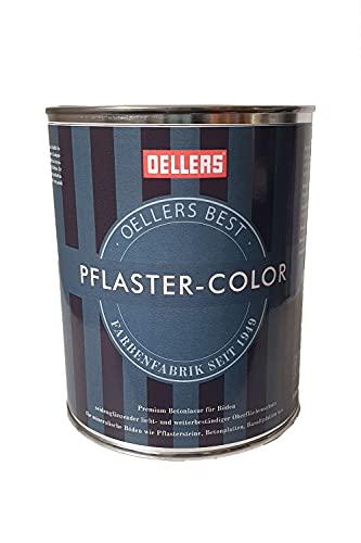 Pflaster-Color by OELLERS | Lasur für Pflastersteine, Beton und Putz |...