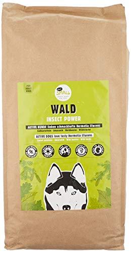 eat small Wald Proteinreiches Hundefutter aus Insekten für aktive Hunde, 1er...