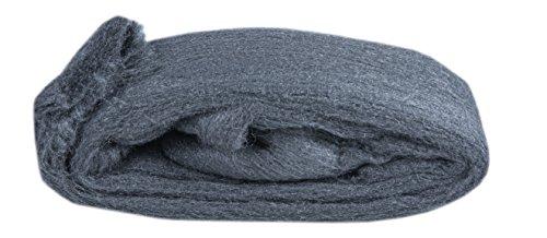 Rakso Fine-00 Stahlwolle, Grau, 200 g