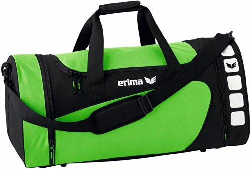 Erima Sporttasche Taschen, Green/Schwarz, S