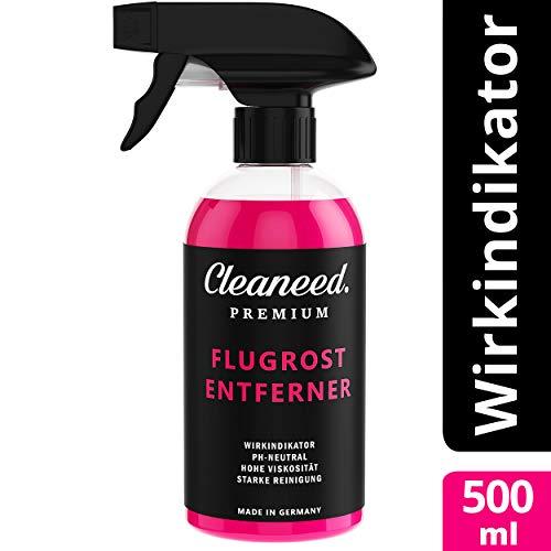 Cleaneed Premium Flugrostentferner [Made in Germany] – Mit Wirkindikator,...