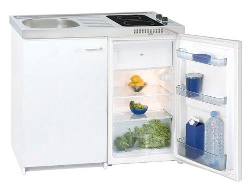Exquisit KK2000Z Mini-Küche/weiß
