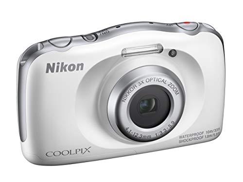 Nikon–Coolpix W150 Digitale Kompaktkamera 13,2Megapixel, 7,62cm...