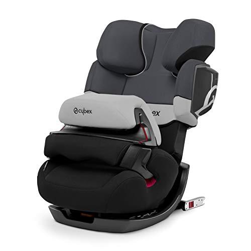 CYBEX Silver 2-in-1 Kinder-Autositz Pallas 2-Fix, Für Autos mit und ohne...