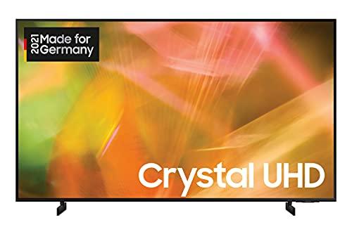 Samsung Crystal UHD 4K TV 43 Zoll (GU43AU8079UXZG), HDR, AirSlim, Dynamic...