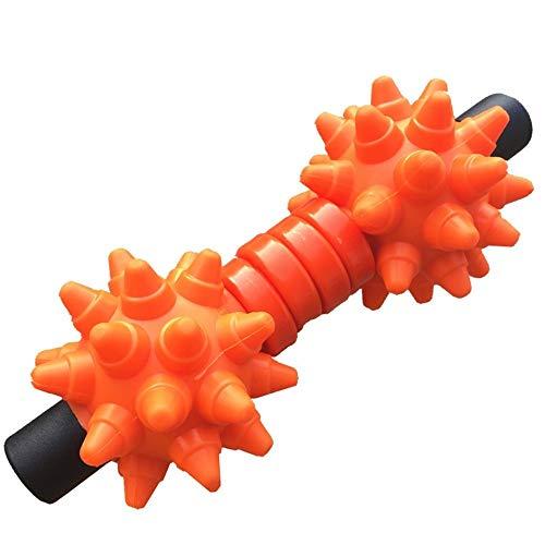 Yoga Massagestab,Fußmassagerolle High Density Muscle Roller Tiefenmuskel...