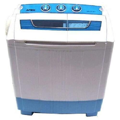 Mini Waschmaschine 5.2kg Miniwaschmaschine + Schleuder, Camping, mit Pumpe,...