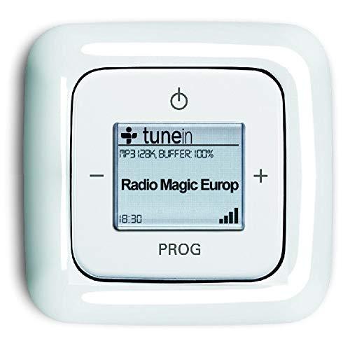 Busch Jäger Unterputz UP iNet Inernet WLAN Radio (8216U) ReflexSI alpinweiß...