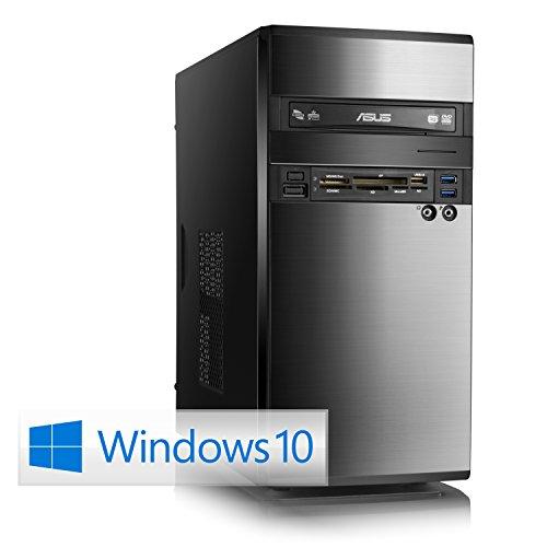 CSL Multimedia PC Sprint X5812Pro inkl. Windows 10 Pro - AMD A8-6600K APU 4X...