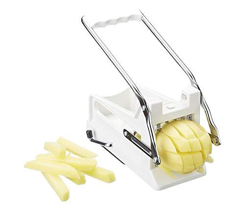 Kitchen Craft Pommes-Frites-Schneider mit austauschbaren Klingen
