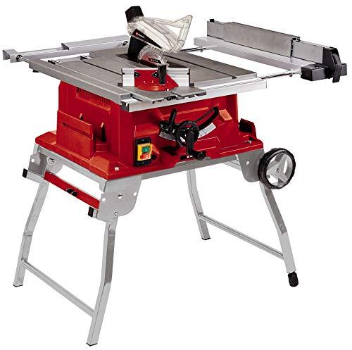 Einhell Tischkreissäge TE-CC 250 UF (max. 2000 W, Ø250 x ø30 mm Sägeblatt,...