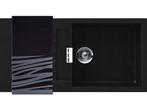 Schock Küchenspüle Signus D-100L, Auflage in Puro