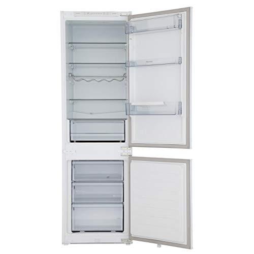 Hisense RIB312F4AW1 Kombi-Kühlschrank ohne Betrug, Unterputzmontage, 257 Liter