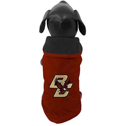 All Star Dogs NCAA Boston College Eagles Wetterfeste Oberbekleidung für Hunde,...