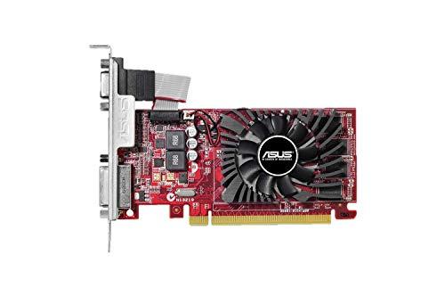 Asus R7240-OC-4GD3-L AMD Gaming Grafikkarte (PCIe 3.0 x16, 4GB DDR3 Speicher,...