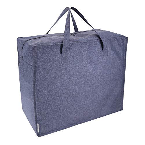 Bigso Box of Sweden Aufbewahrungstasche – große Tragetasche für Decken,...