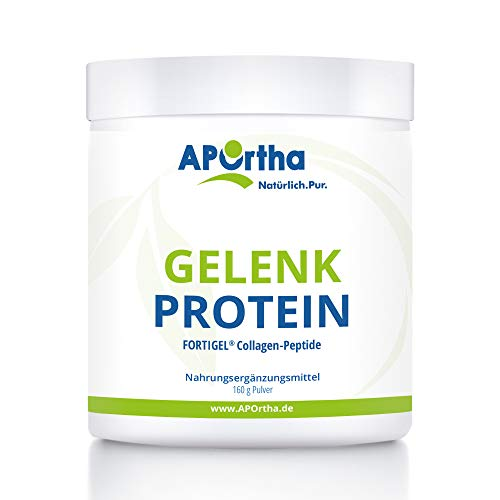APOrtha® FORTIGEL® Gelenk Protein   innovatives Kollagenpeptid   160 g natural...