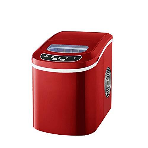 Eiswürfelmaschine Ice Maker Eismaschine Eiswürfelbereiter Inkl 9 Eiswürfel in...