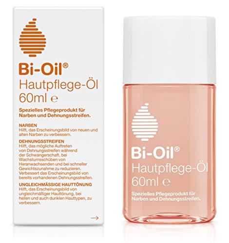 Bi-Oil Hautpflege-Öl, Spezielles Pflegeprodukt für Narben & Dehnungsstreifen...