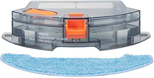 Bagotte Saugroboter, 300ML Wassertank mit 2PCS Mop Kleidung, für BG600Max...