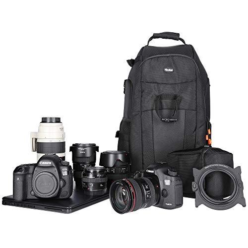 Rollei Fotoliner Fotorucksack L I großer Kamerarucksack I Daypack I inkl....