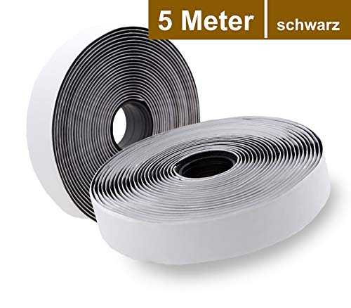 Klettband selbstklebend extra stark (5 Meter lang, 2cm breit) für...