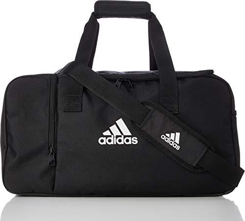 adidas TIRO DU S Gym Bag, Black/White, One Size