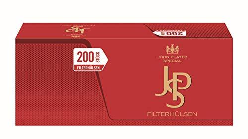 JPS Filterhülsen Red 5x200 Stück