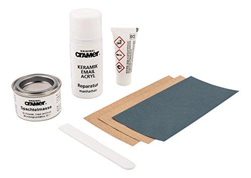 Cramer 66106 5 Reparatur-Set für Keramik,Email und Acryl, manhattan,...