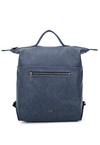 Fritzi aus Preussen Damen Harper Mini Rucksackhandtasche, Blau (Navy), 11x27x34...