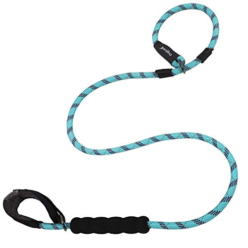NoNo Reflektierende Nylon-Halsband bequemes Hundetraining Leine...