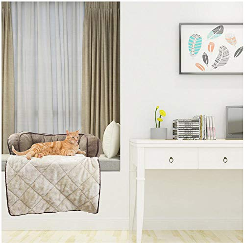 N/A Mode Hund Katze Warme Schlafsack Weiche Schlafen Haustierbett Beruhigende...
