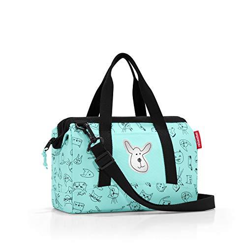 Reisenthel Allrounder xs Kids Cats and Dogs Kinder-Sporttasche 27 cm, 5 L, Mint